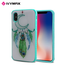Ivymax Comfortable Colorful Accessories Mobile Phone Cover For Iphone X