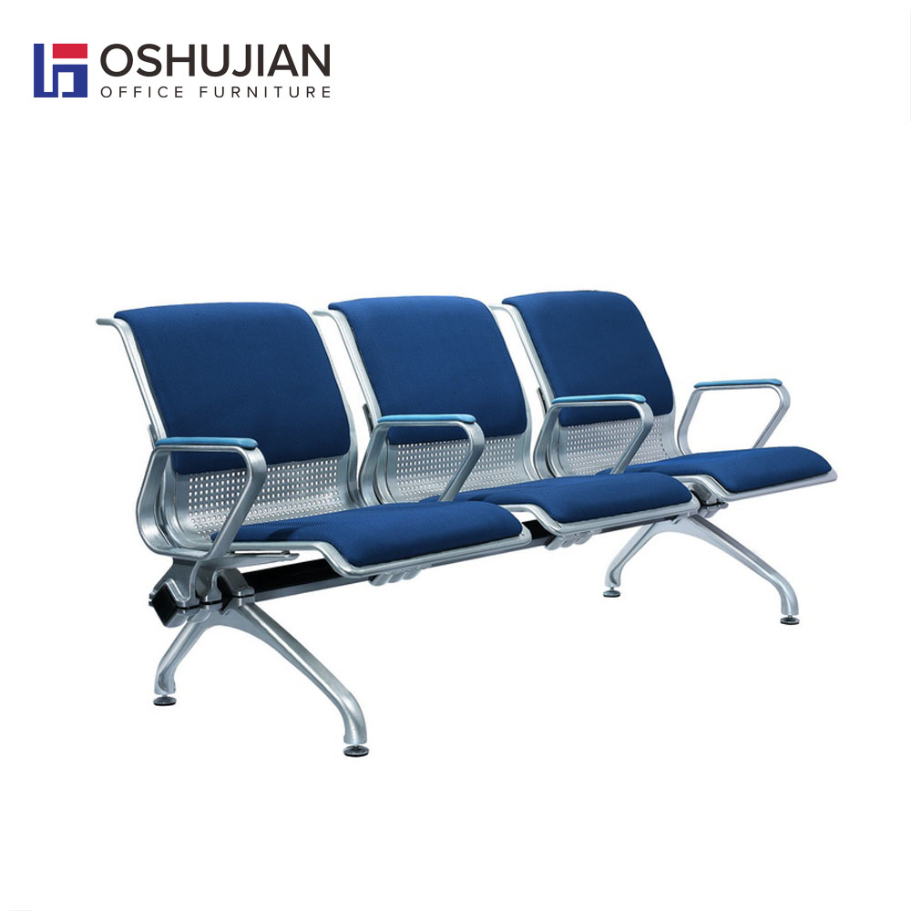2016 3 seaters passenger waiting airport chair