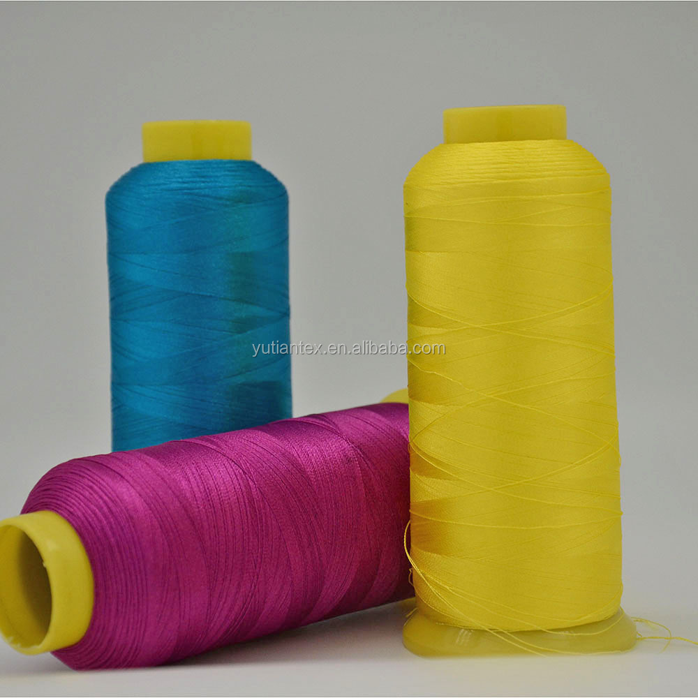 Sewing with shiny embroidery thread linen shiny embroidery thread