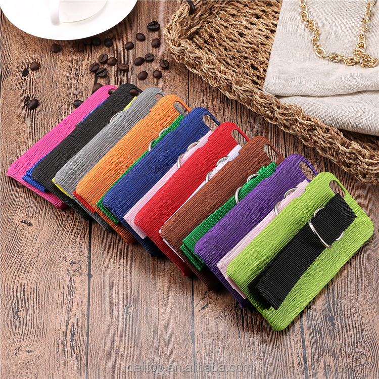 "Hot Selling Hand Buckle Wrist Strap Back Cover Case For Apple iPhone 6 4.7""/6s 4.7"""