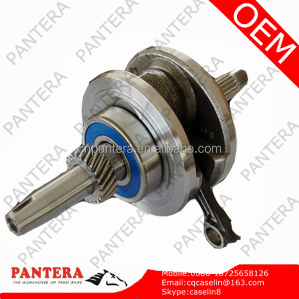 Motorcycle Engine Parts Crankshaft for CG150 with Low Price