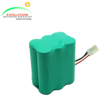 AA 2000mAh 7.2V Ni-MH Battery Pack Manufacturer with ISO9001,CE and UL certificates
