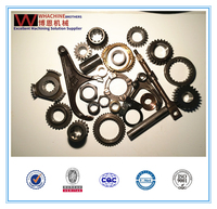 professional Customized rotavator parts made by whachinebrothers