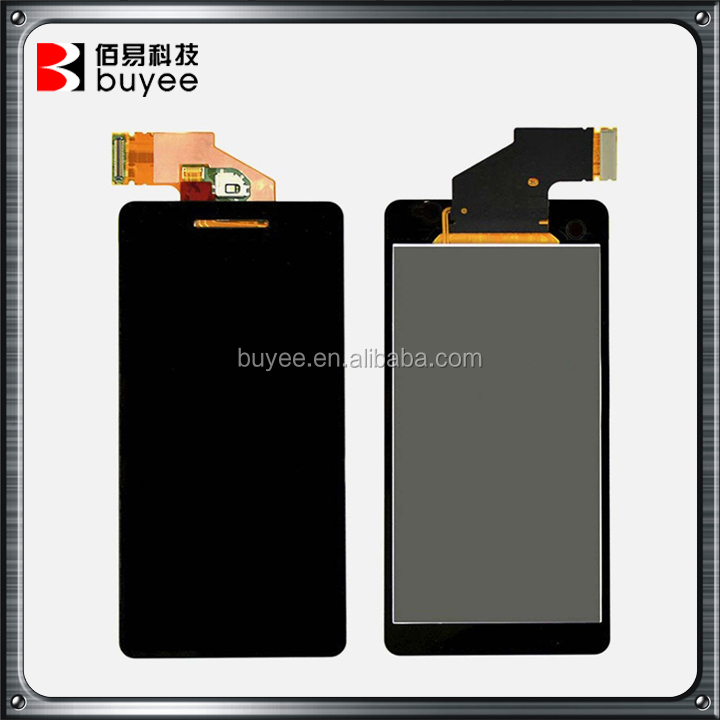 100% original new lcd display for Sony xperia V LT25 lcd touch screen digitizer mobile phone repair parts