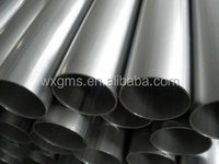 ASTM ASME TP304 TP316L 310S 321 Stainless Steel Pipe Customized OD and Length