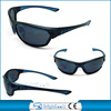 Custom Sports Sunglasses , Sport Eyewear With Mirror Lens And Double Injection Temples JERRY