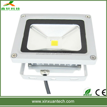 Waterproof sensor led flood light 50w with 50000hrs long life time and 2 years warranty