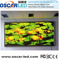 Showroom led screen rgb p8 indoor led display for hd pic/photo/video use