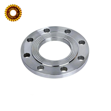CNC Car parts custom machining 304 stainless steel Wheel Flange Plate