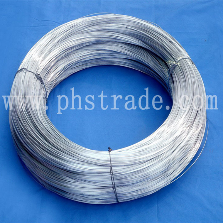 Hot dipping galvanized <strong>steel</strong> wire from Shijiazhuang Puhuasheng
