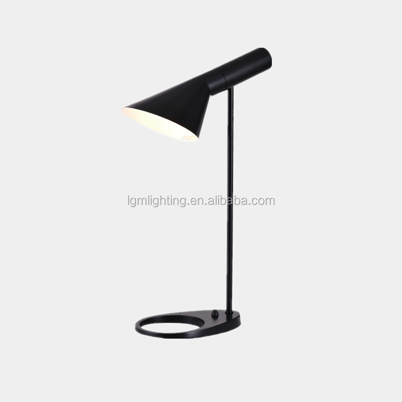 American modern style hotel table lamp for home decoration lighting
