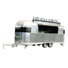 New model french chips hot dog cart donut fryer hot dog cart french fried hot dog cart