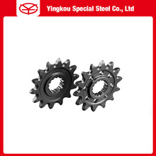 Customized 18Cr2Ni4WA material gear steel stainless steel gear