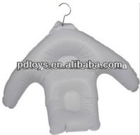 PVC inflatable Hanger for Cloth,inflatable hanger