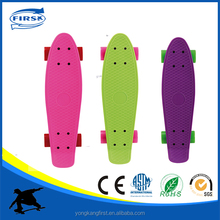 Best selling sports fish skateboard with high strength deck and cheapest price