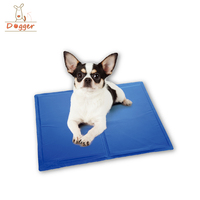 Pet Dog Self Cooling Mat Pad for Kennels, Crates and Beds- pet