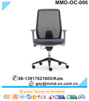 Chinese Office Chair Cheap Fabric Racing Chair With Wheels