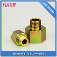 5T-06-08SP threaded brass fitting for bushing