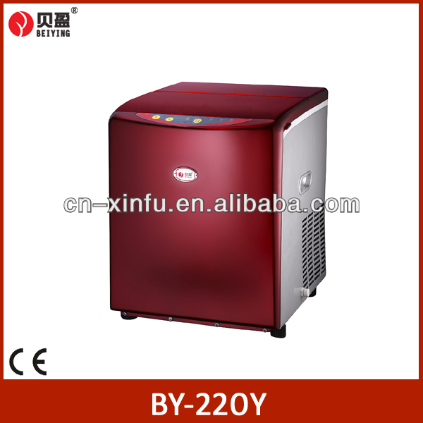 Manual Bullet cube Ice Maker with input power 200W