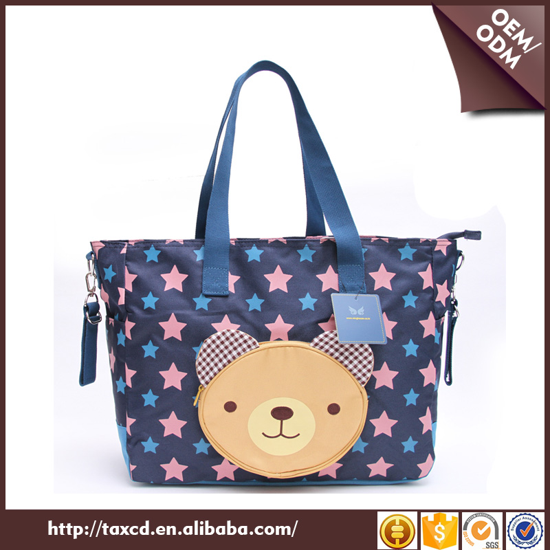 Hot New Products For 2016 Mommy Crib Diaper Bag Fashion