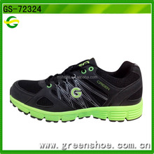 Lace Up Air Cushions Outsole Air Sport Running Shoes For Men