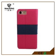 Innovative products Sales promotion Cheap phone case leather for iphone 7