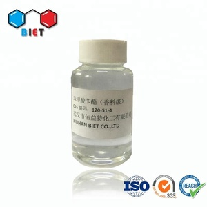 Wholesale Chemical Auxiliary Agent CAS No 93583 Colorless Oily Liquid Methyl Benzoate