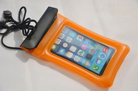 NEW IPX7 Waterproof Dry Pouch Bag Case Cover For Cell Phone Smartphone PDA
