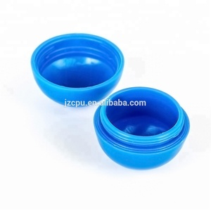 1 inch 25 mm solid pp plastic hollow balls