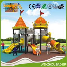 child factory sale small outdoor homemade playground equipment, children playground outdor equipment