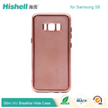 Slim TPU Breather Hole Case For Samsung S8