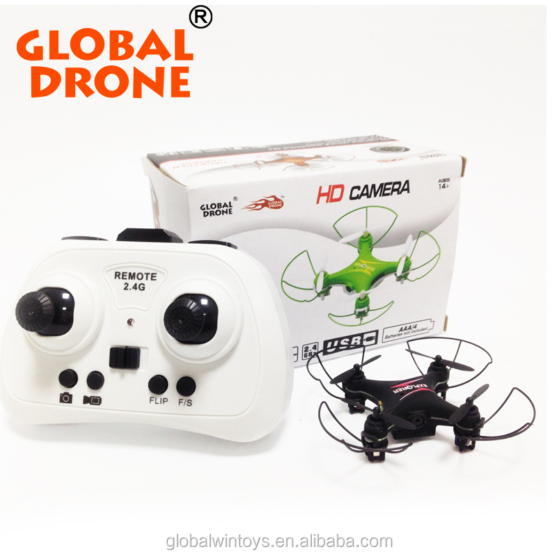 GLOBAL DRONE mini UFO rc small drone with camera good mini UFO rc small drone with camera good price small quadcopter mini dron