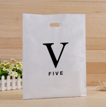 Fast Delivery Own Logo Printed Die Cut Ldpe Hdpe Heavy Duty Shopping Custom Wholesale Biodegradable Plastic Bags