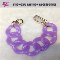 2014 new promotion spiral plastic bracelet wholesale
