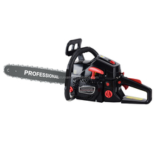 house using chain saw 58cc for wood cutting on sale 2-Stroke gas power chain saws 58cc