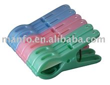 MF-1062 Large plastic clothes pegs