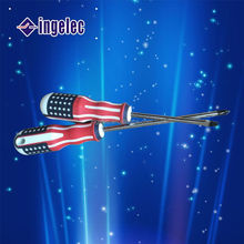 YiWu No.1 Insulated VDE and GS Slotted Electrician Screwdriver one way screwdriver