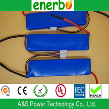 8043150 High power Lipo battery pack 11.1v,4500mAh rechargeable battery