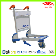 Airport carrier trolley airport baggage hand trolley