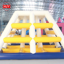 Mobile water amusement park, Floating Inflatable Water Obstacle toys