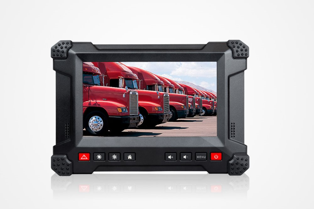 7 inch WinCE/Android/Linux Rugged Tablet with 3G, GPS, Wifi, Bluetooth, CAN Bus for Traffic Management System