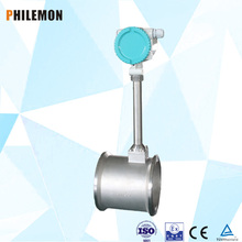 Beijing High accuracy gallon gas vortex flow meter