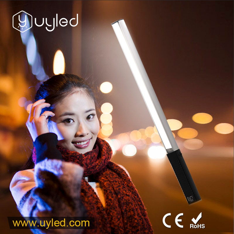 UYLED Waterproof Outdoor LED Dimmable 9W Camera Video Light