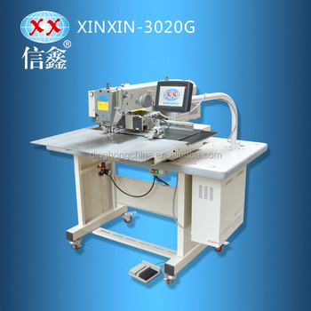 Industrial sewing machine XX-3020G Guangdong sewing machine factory MITSUBISHI industrial computer pattern machine