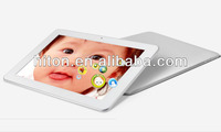Best 10.1 inch IPS MTK 6589 Quadcore Tablet with1g ram Android GPS 3G