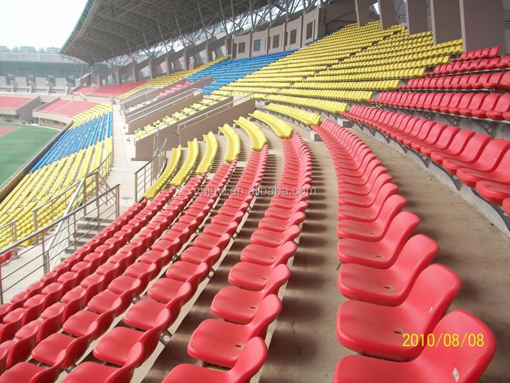 Juyi Plastic Staidum Seat Design For Outdoor Stadium Seats