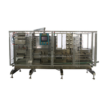 PFS machine oral liquid filling packing machine plastic AMP filling and sealing suppository Machine