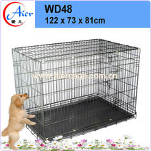 dog metal cage kennel pet cage