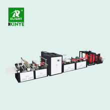 pp spunbonded nonwoven bag making machine non woven box bag making machine price