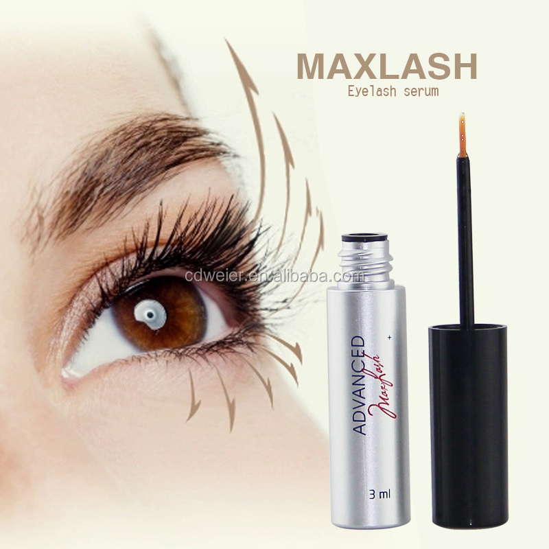 MAXLASH Natural Eyelash Growth Serum (mascara for extensions)